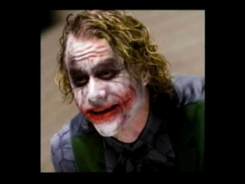 Glenn Beck = The Joker?! Video