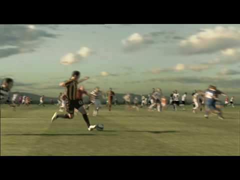 A világ lenagyobb focipályája