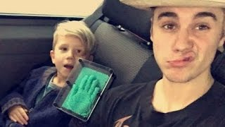 Justin Bieber - Funny moments (All 2015★)