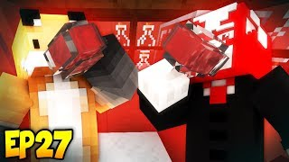 SEAPEEKAY VISITS MY BLOOD BAR! - Minecraft Harmony Hollow Modded SMP EP27 S3