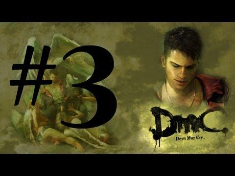 DmC: Devil May Cry - Серия 3 [Союз ангелов и демонов]