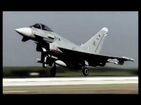 Eurofighter Documentary   20 Years of Fighter Jets in Spain and Italy   EF2000