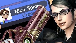 Salty Bayonetta Player - Just Another Day In For Glory [#40]