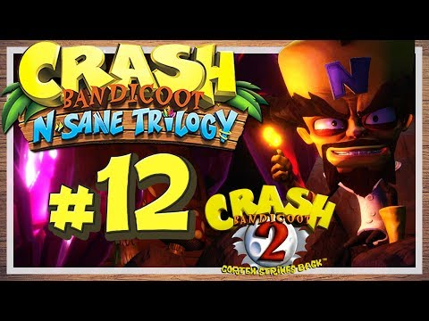 Misc Computer Games - Crash Bandicoot 2 - Tiny Tiger