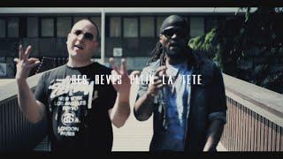Psyckoz feat Brasco - Des rêves plein la tête // Prod_Dany synthé (Clip Officiel)