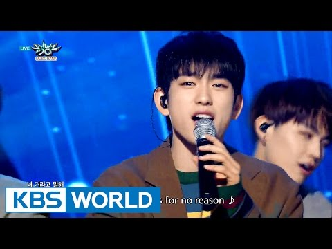 GOT7 - See the Light (빛이나) / Fly [Music Bank COMEBACK / 2016.03.25]