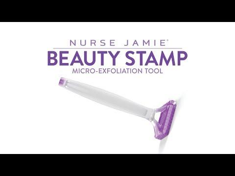 Nurse Jamie - Beauty Stamp - HowTo Video