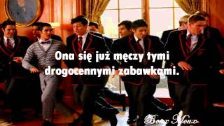Watch Glee Cast Uptown Girl video