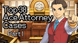 download lagu Top 38 Ace Attorney Cases - Part 1 #38 gratis