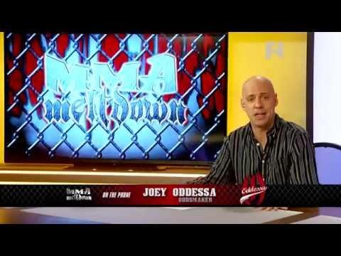 MMA Meltdown with Gabriel Morency  Charmaine Tweet  Part 2