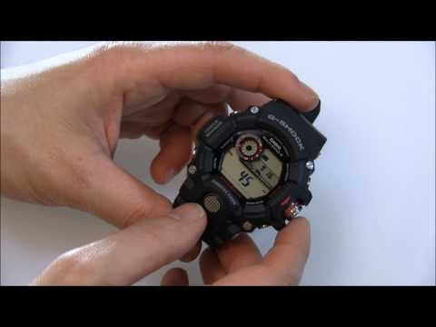 Casio G Shock Rangeman GW9400 Watch Review