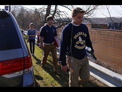 20 injured in mass stabbing at Pennsylvania high school