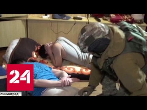 Под видом строителей: в Калининграде обезврежены 12 боевиков