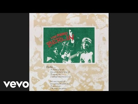 Lou Reed - Sad Song