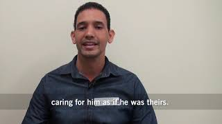 """Thank you from a father from Brazil: """"You saved my child's life."""""""