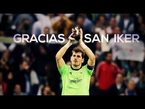 Iker Casillas - Tribute To A Legend  || Goodbye San Iker || #Respect