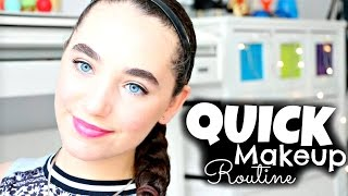 Quick Everyday Makeup Routine for Teenagers   100% DRUGSTORE