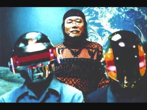 Daft Punk Around The World Costume Daft Punk Around The World