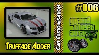 GTA V - Truffade Adder Car Customization + Offroad Test