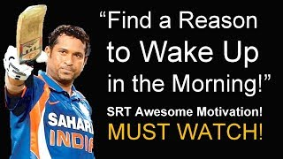 DREAMS Motivational Video - AWESOME SUCCESS ADVICE from a Cricket Legend! (Sachin Tendulkar)