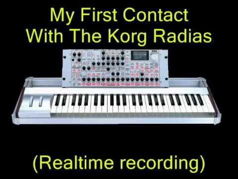 FIRST CONTACT (KORG RADIAS)