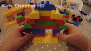 Mega Bloks, Building Blocks, House, Robot - HD Kids