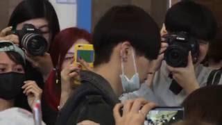 JYP日本開唱 GOT7亮相機場