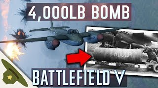 Battlefield 5: NEW PLANE with a 4,000lb BOMB! - Mosquito MK VI