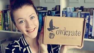 OWLCRATE UNBOXING | April 2015