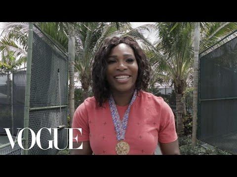 Inside Serena and Venus Williams's Secret Dance Competition | Vogue