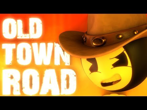 OLD TOWN ROAD BENDY VERSION