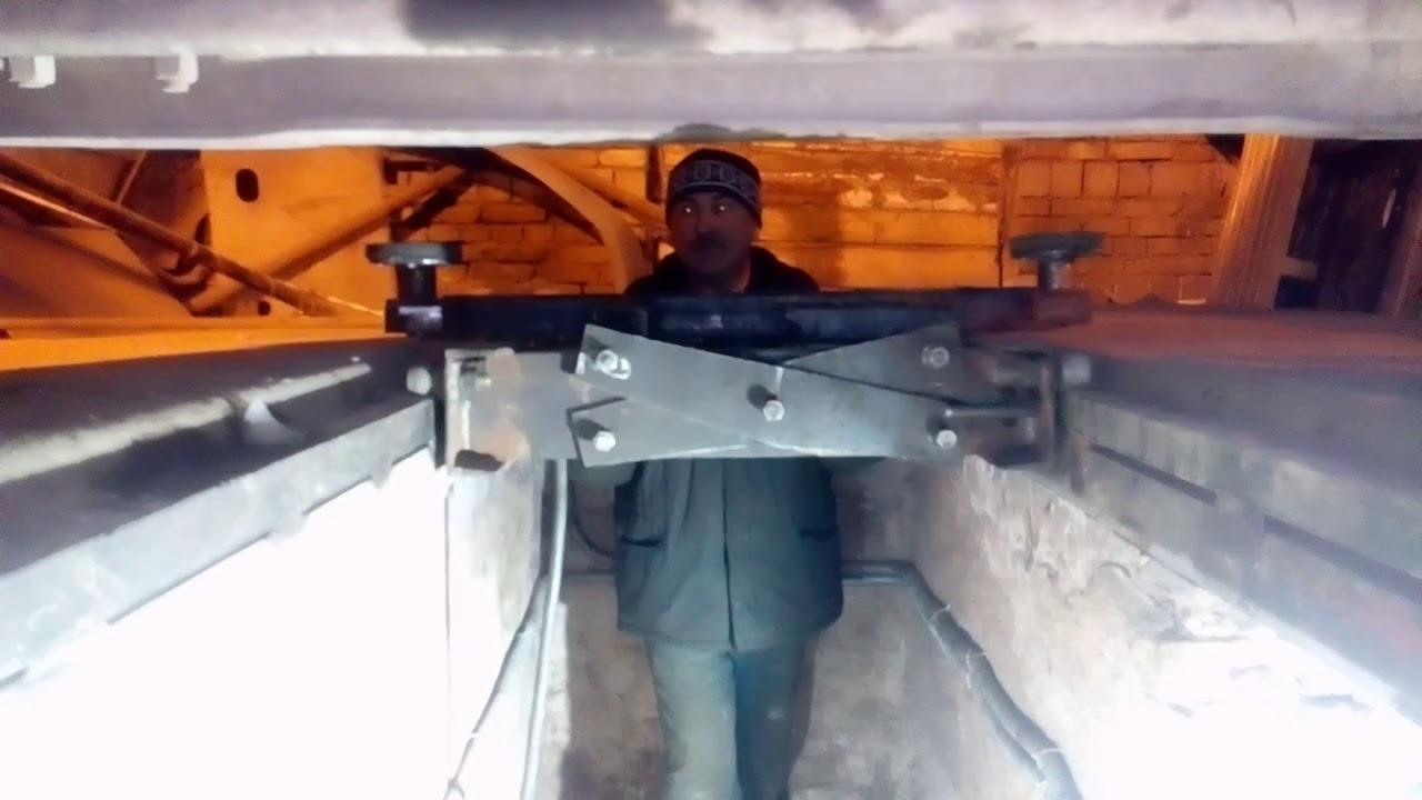 Подъёмник в гараж (траверса ) своими руками. Сообщество «Сделай Сам» на