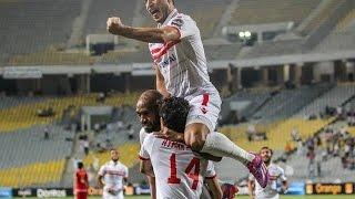 الزمالك والوداد المغربي (المباراة كاملة) 4 - 0 للتاريخ - نصف نهائي دوري ابطال افريقيا