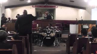 Everytime I turn around the Lord is blessing me-Pastor T.L. Garner-jurrellsreunion