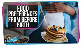 Your Favorite Food May Have Been Decided Before Birth