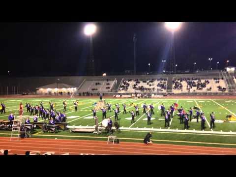 Pasco High School Bulldog Marching Band 2014