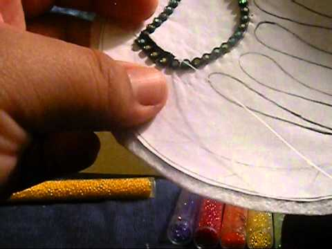 How to: Bead Native American Beadwork, Medallion