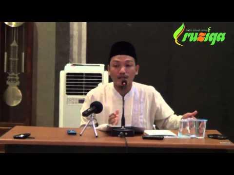 Ust. Faqih Hamzah - Persiapan Menghadapi Ramadhan