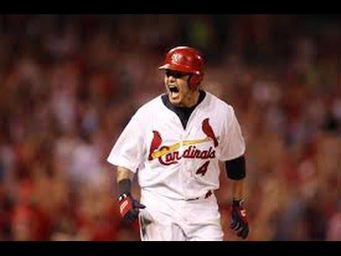 Yadier Molina || HD || St. Louis Cardinals
