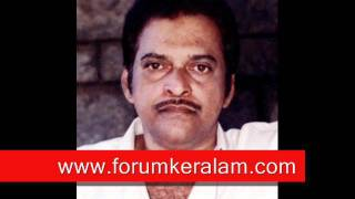Randamoozham - Hariharan on 'Randamoozham' to ForumKeralam