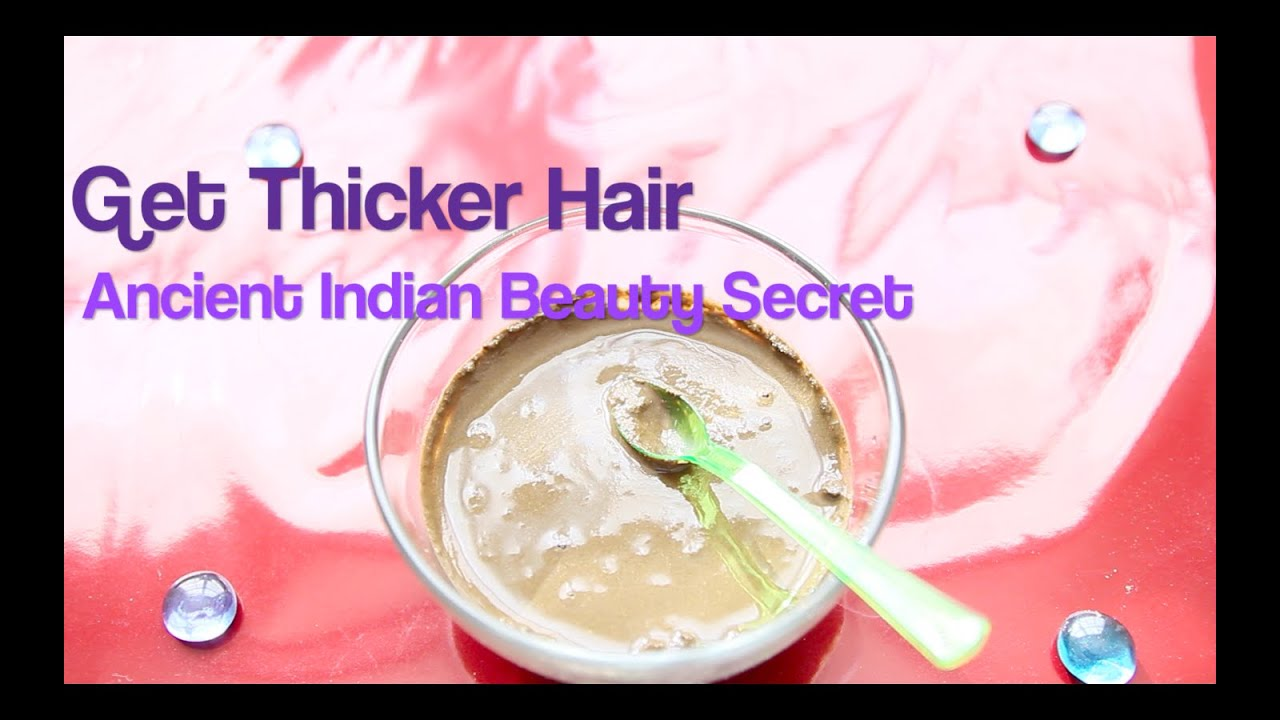 How to Thicken Your Hair photo