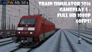 Train Simulator 2016 gameplay 5 - Full HD 1080P 60FPS!