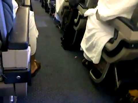 رحلة الرعب على طائرة الخطوط الكويتية 2012