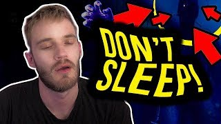 TRY NOT TO SLEEP CHALLENGE (super duper scary)