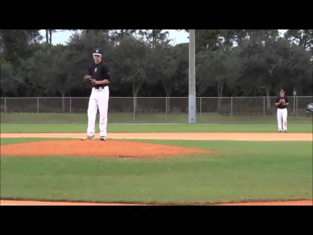 Spencer Adams, RHP White County (GA) High School, 2013 WWBA Championship