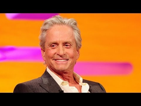The screen legend Michael Douglas - The Graham Norton Show - Series 13 Episode 8 Preview - BBC One