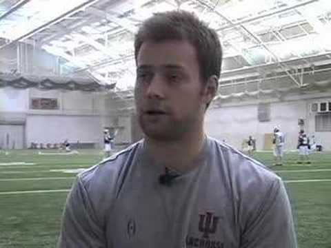 Indiana University Men's Club Lacrosse Video