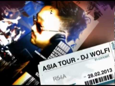 Saigon Nightlife with James Dang aka DJ WOLFi -Asia Tour