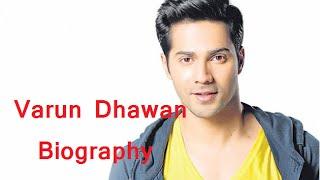 Download Varun Dhawan -- Biography  History 3Gp Mp4
