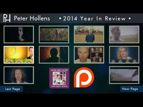 Peter Hollens 2014 Year In Review